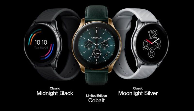 OnePlus watch review het design van de smartwatch
